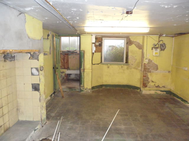 True preservation specialists cellar and basement conversions bradford west yorkshire for Basement to bedroom conversion